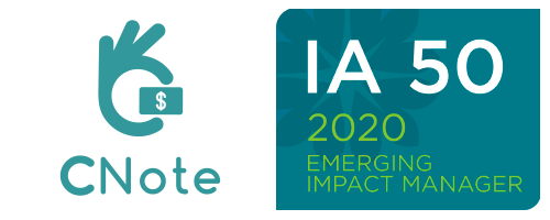 IA 50 - CNote named emerging impact manager